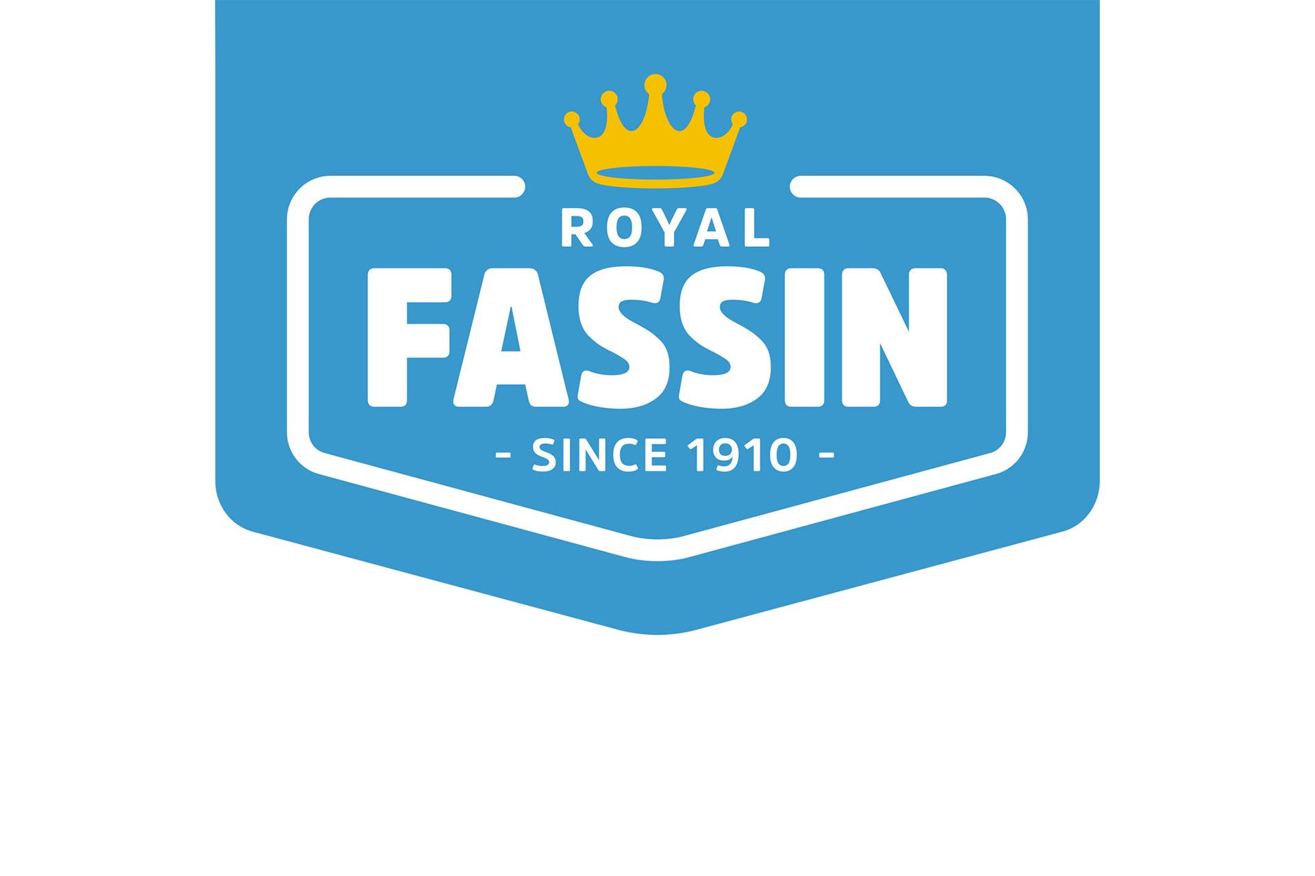 Nieuw logo Royal Fassin
