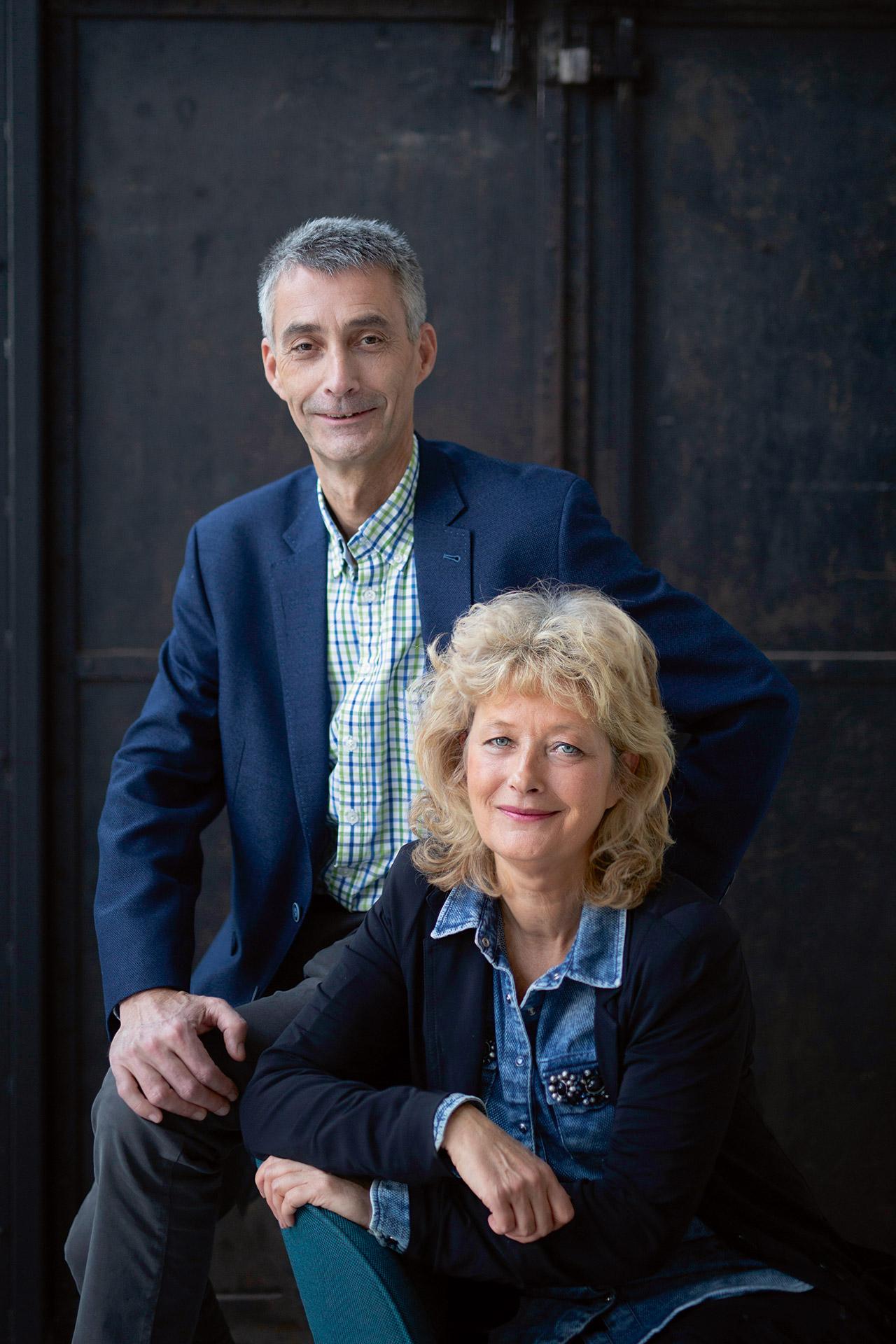 Patricia en Thomas Fassin